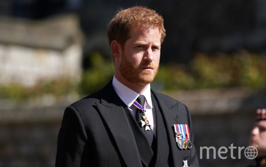 Принц Гарри, архивное фото. Фото Getty