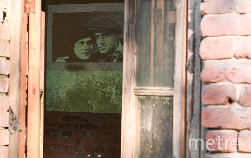 """На фото: Владимир Маяковский и Лиля Брик. Фото Святослав Акимов, """"Metro"""""""