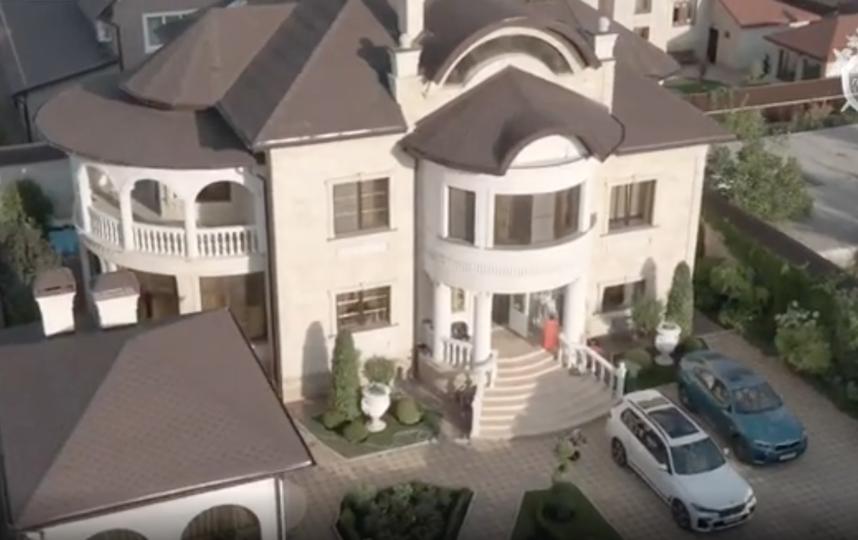 Скриншот с видео. Фото СУ СК РФ