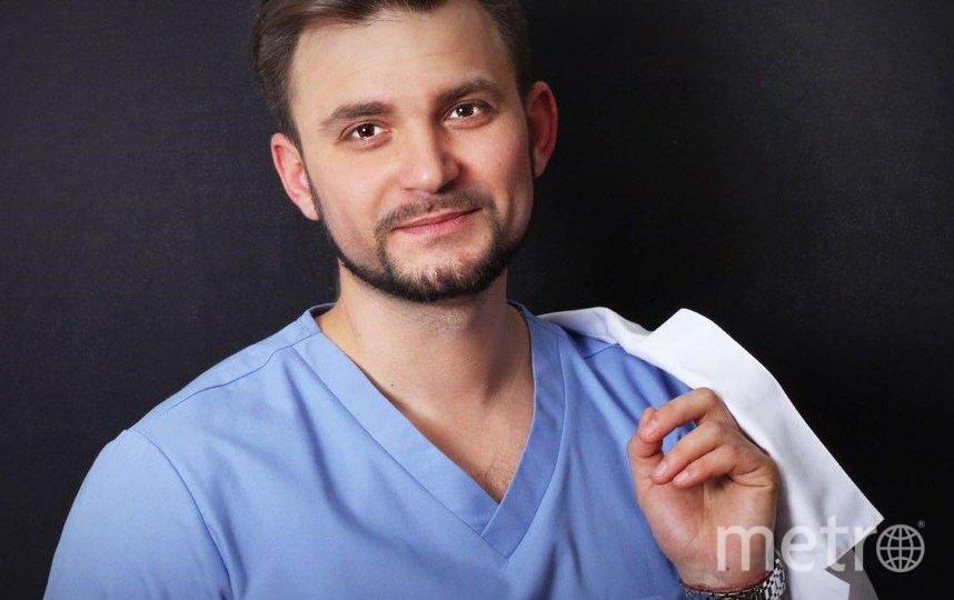 Пластический хирург Дмитрий Скворцов.