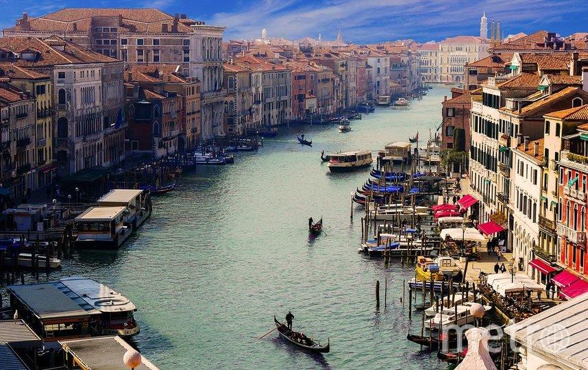 Венеция, Италия. Фото Pixabay