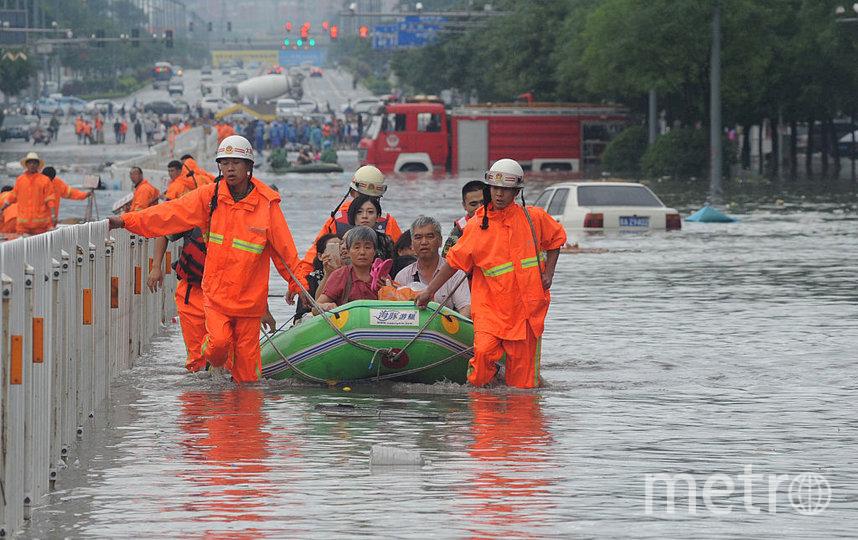Китай, июль 2021. Фото Getty