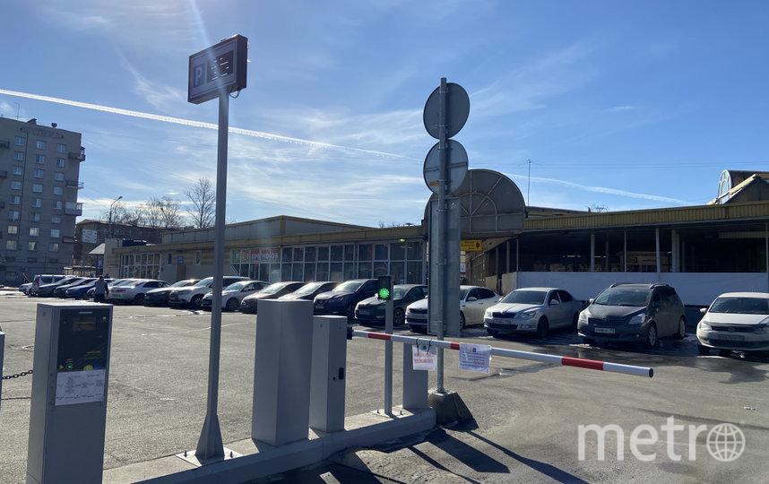 К 2023 году в центре Северной столице оборудуют 65 тысяч платных парковочных мест. Фото http://gcup.spb.ru/