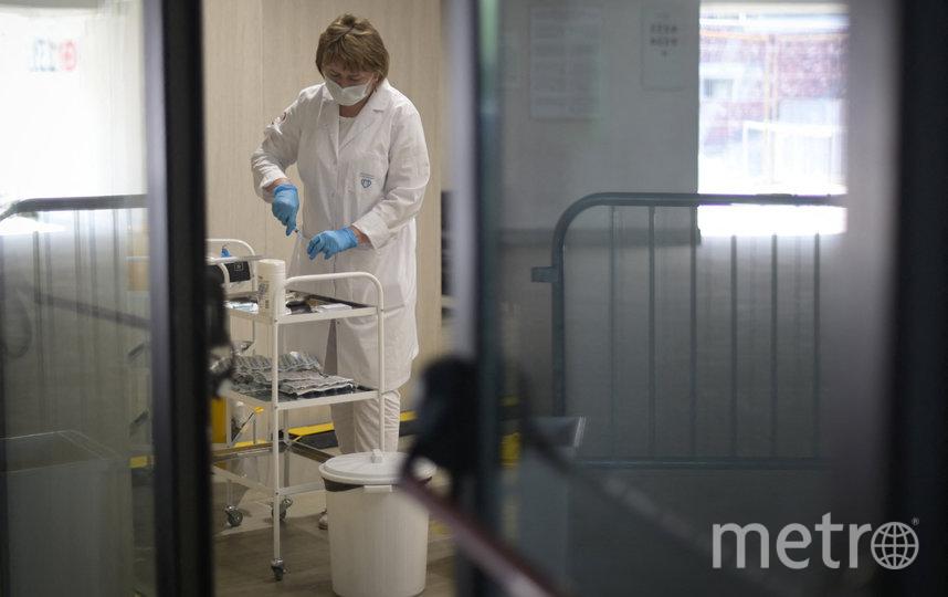 В Москве необходимо соблюдать меры защиты от коронавируса и вакцинироваться. Фото AFP