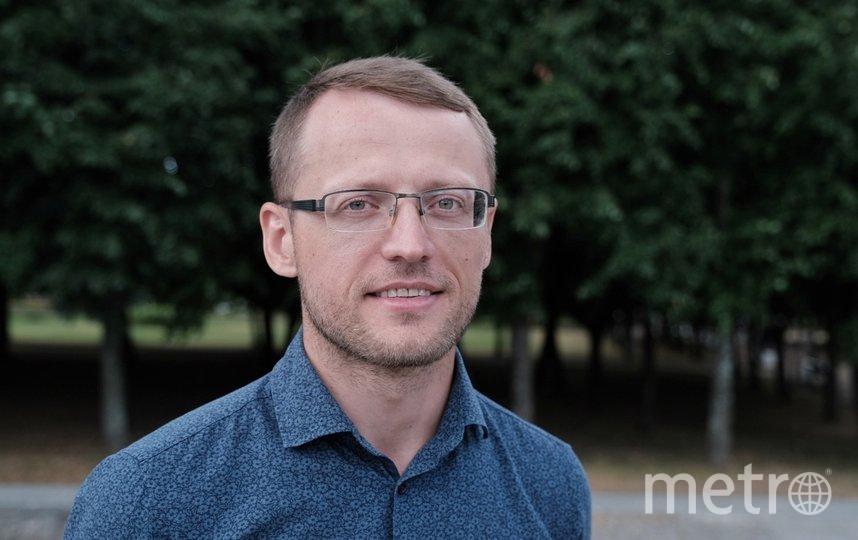 Андрей Бережной. Фото Алена Бобрович