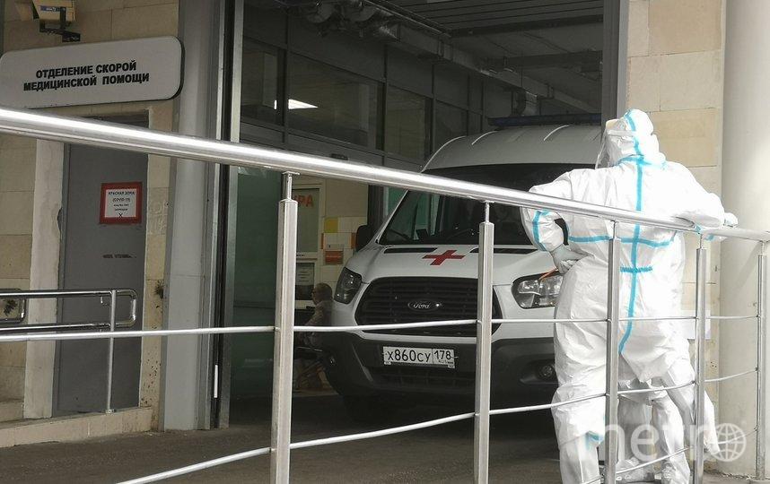 Мариинская больница возвращается к штатному режиму работы со следующей недели. Фото vk.com/mariinru