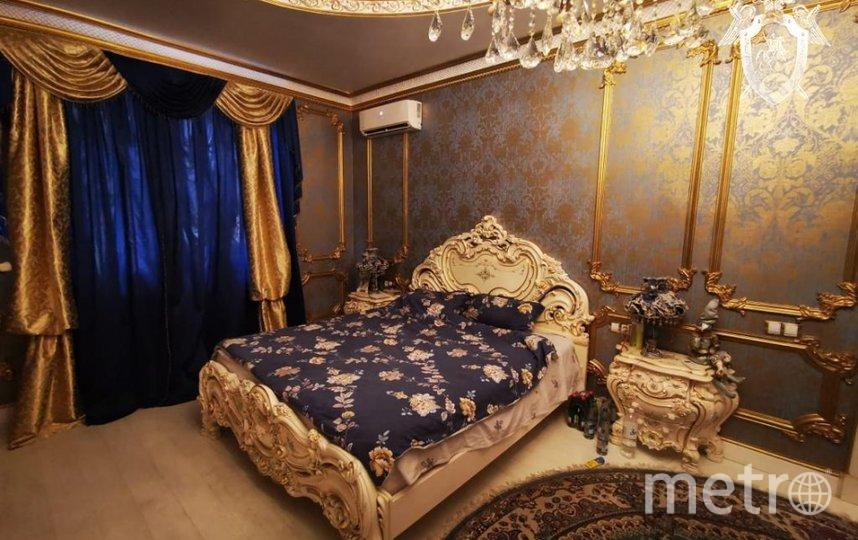 Убранство дома Алексея Сафонова. Фото https://sledcom.ru/news/item/1593284/