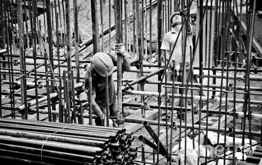 По программе реновации идёт стройка на многих объектах. Фото pixabay