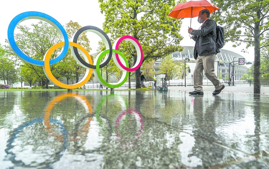 Олимпиада пройдёт с 23 июля по 8 августа. Фото Getty