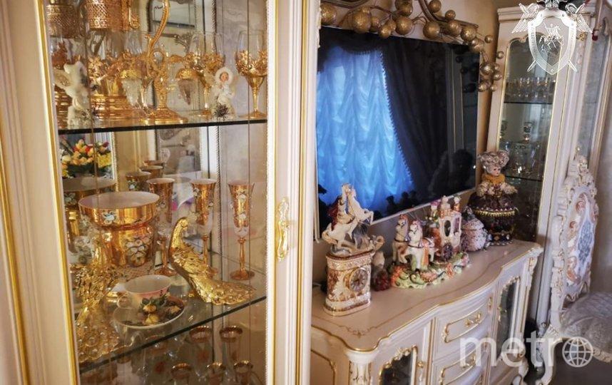 Дом, в котором жил Алексей Сафонов. Фото СУ СК РФ