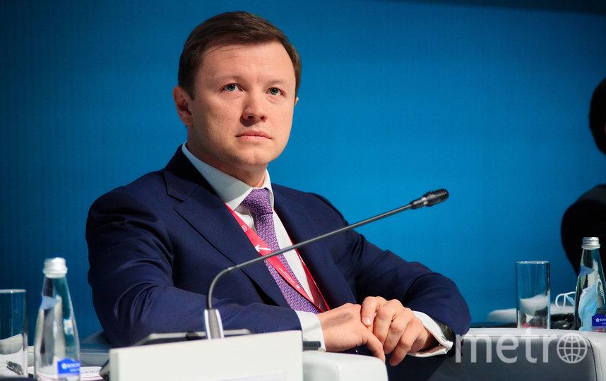 Владимир Ефимов. Фото пресс-служба