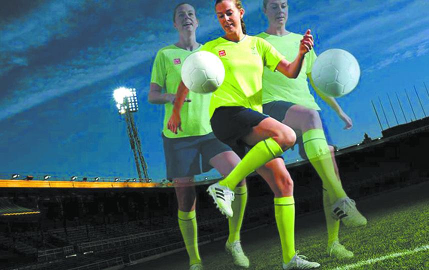 Форма сборной Швеции. Фото архив пресс-служб