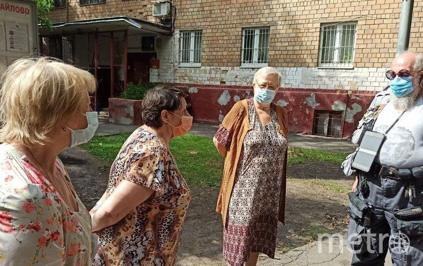 Вассерман на встрече с пенсионерами. Фото Алена Куренова