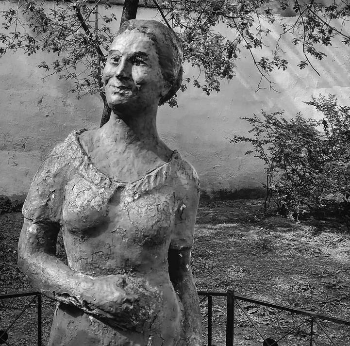 Вместо реставрации статую Венеры Коломенской хотели навсегда снести. Фото Скриншот Instagram @@dmitry.vitushkin.
