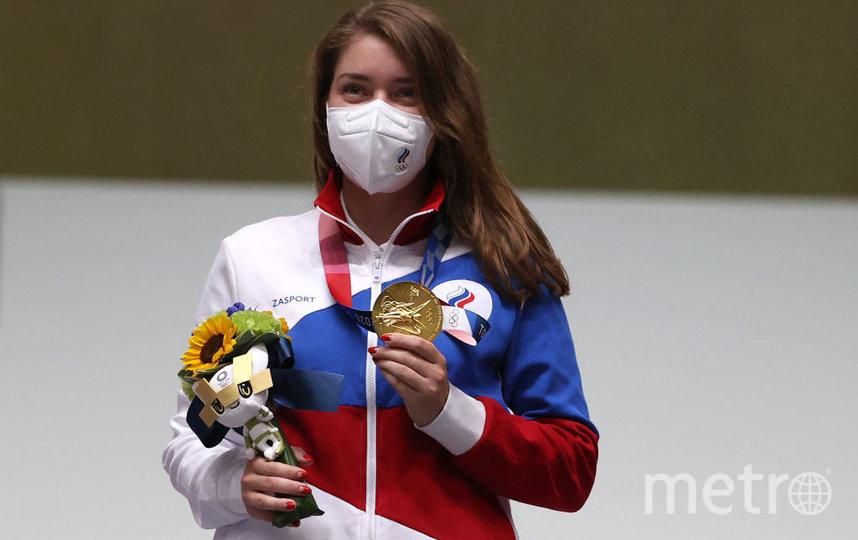 Виталина Бацарашкина. Фото Getty