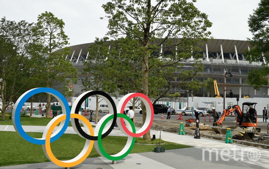 Олимпийские игры в Токио продлятся до 8 августа. Фото Getty