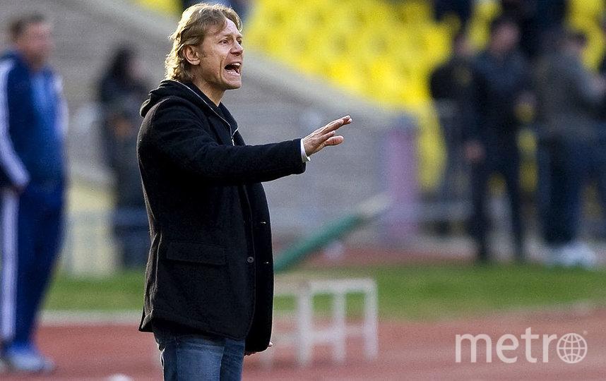 Валерий Карпин. Фото Getty