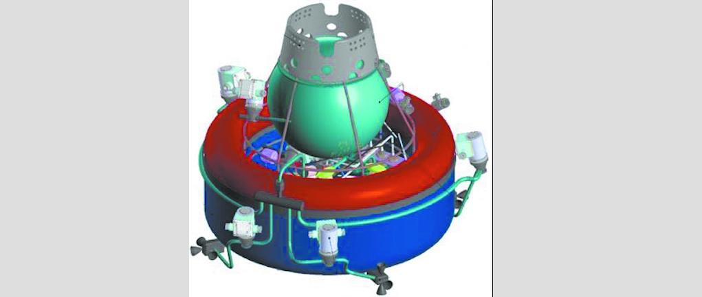 Ракета- носитель сверхлёгкого класса для  перевозки грузов.