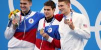 Евгений Рылов завоевал золотую медаль в финальном заплыве на 100 метров на спине