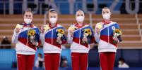 Олимпиада Токио-2020: российская команда получила уже 7 золотых медалей