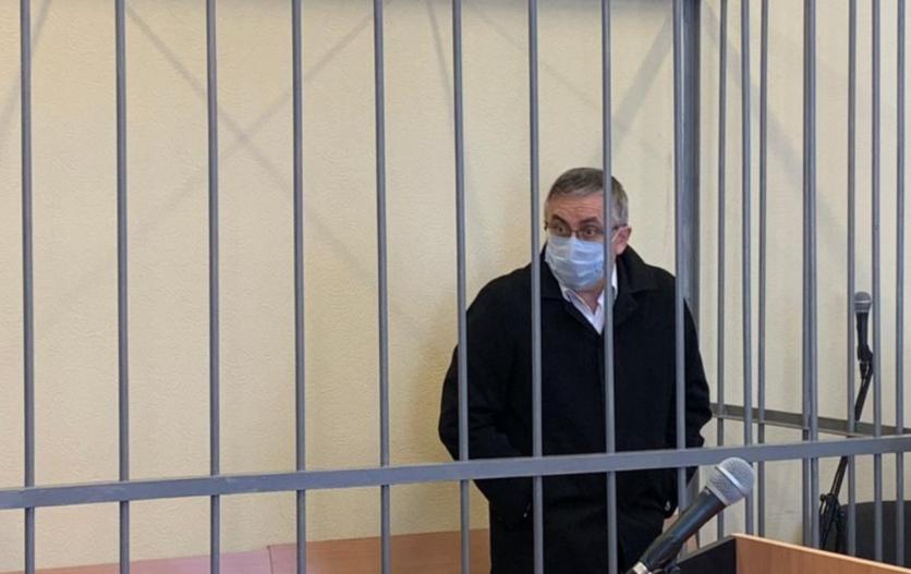 Александр Земченков. Фото Объединенная пресс-служба судов Санкт-Петербурга.