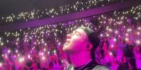 «Мы все тебя любим»: Егор Крид со сцены поддержал певицу МакSим