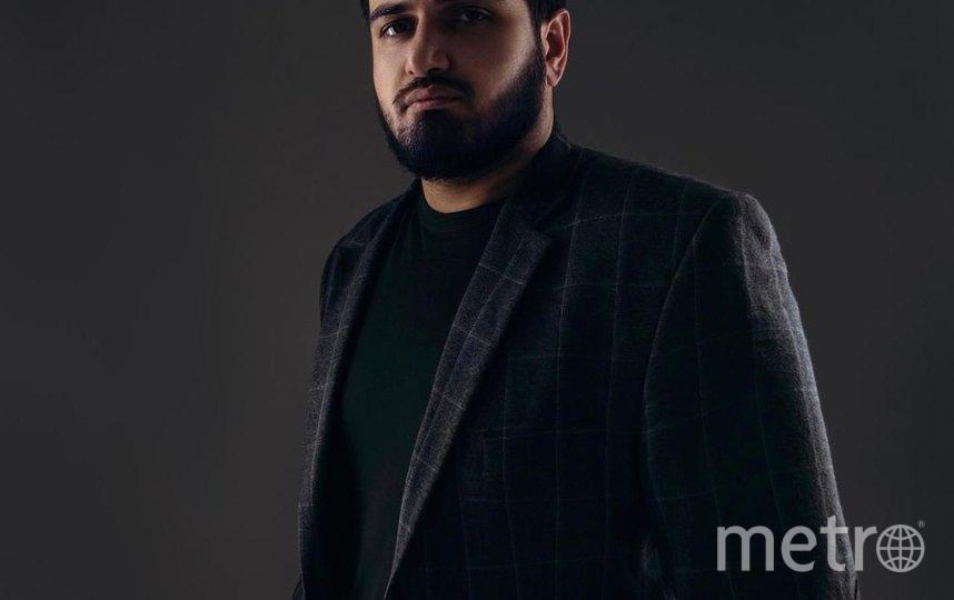 Музыкант и певец Шамиль Джафаров (Jaffa).