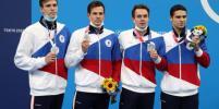Российские пловцы взяли серебро на Олимпийских Играх в Токио