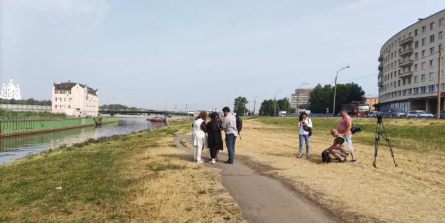 На набережной реки Охты появится сад непрерывного цветения.
