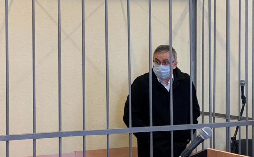Бывшему главному нефрологу Петербурга ужесточили обвинение. Фото Объединенная пресс-служба судов Санкт-Петербурга.