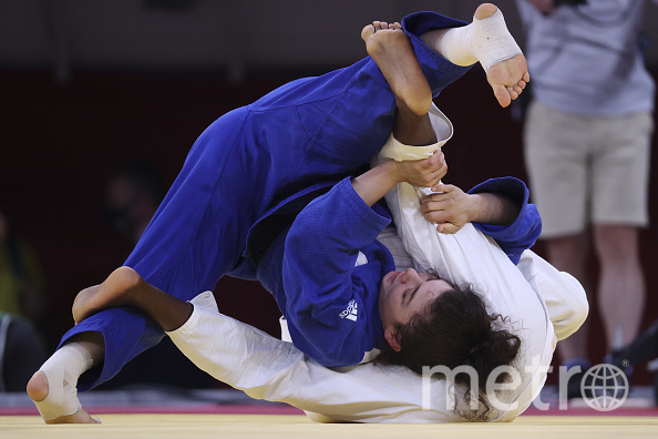 Для российской команды это 20-я медаль на этой Олимпиаде. Фото Getty.