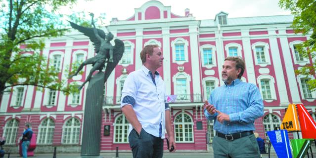 В здании Двенадцати коллегий именно Петром Столыпиным основана квартира-музей создателя периодической системы Дмитрия Менделеева, его учителя.
