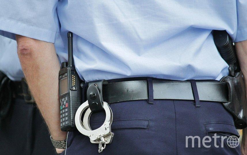 Полицейские доставили в отдел 13 человек. Фото pixabay
