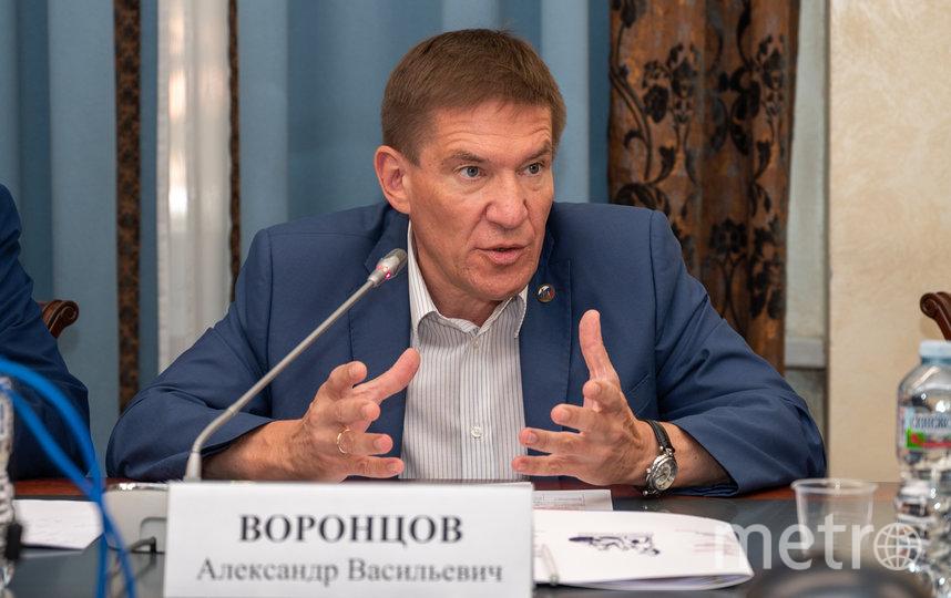 Александр Воронцов. Фото Денис Грошев