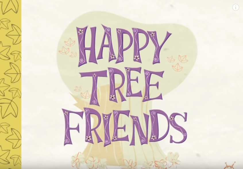 Кадр из мультфильма Happy tree friеnds. Фото Скриншот Youtube