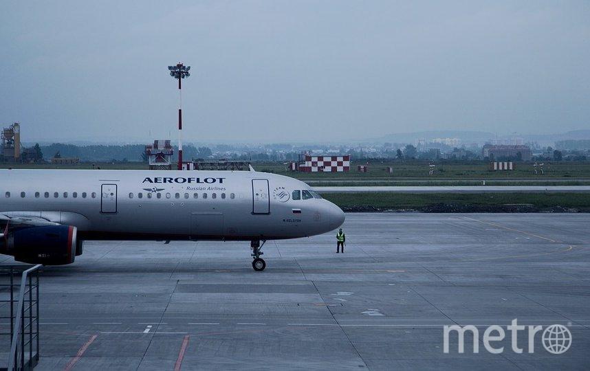 """Авиакомпания """"Россия"""" начнет выполнять рейсы в Египет с 9 августа. Фото Pixabay"""
