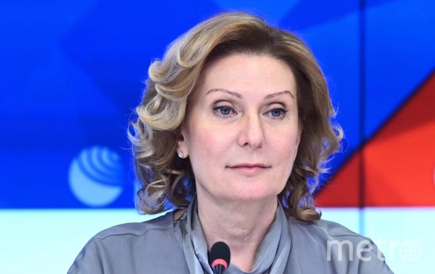 Инна Святенко. Фото РИА Новости