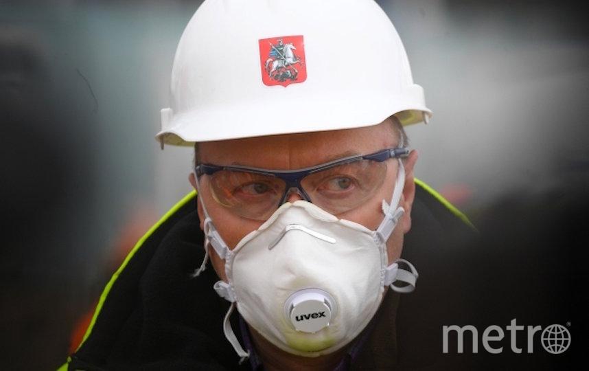 Андрей Бочкарёв. Фото РИА Новости