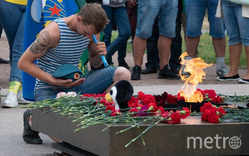 """День Воздушно-десантных войск, 2021. Фото Святослав Акимов, """"Metro"""""""