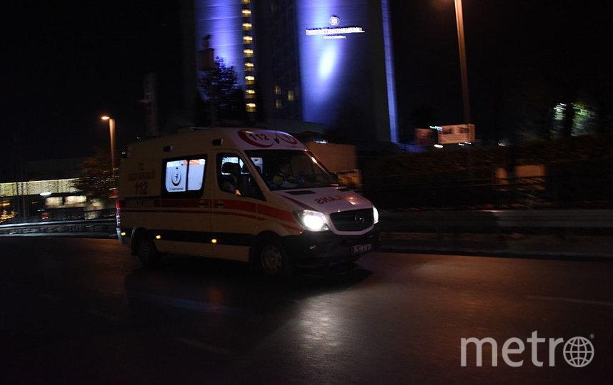 Всем пострадавшим оказывается медицинская помощь. Фото Getty