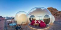 Курорты строят в виде пузырей