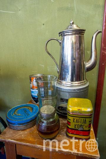 """Еду в 50-60-е годы готовили на керосиновой плитке. Фото Святослав Акимов, """"Metro"""""""