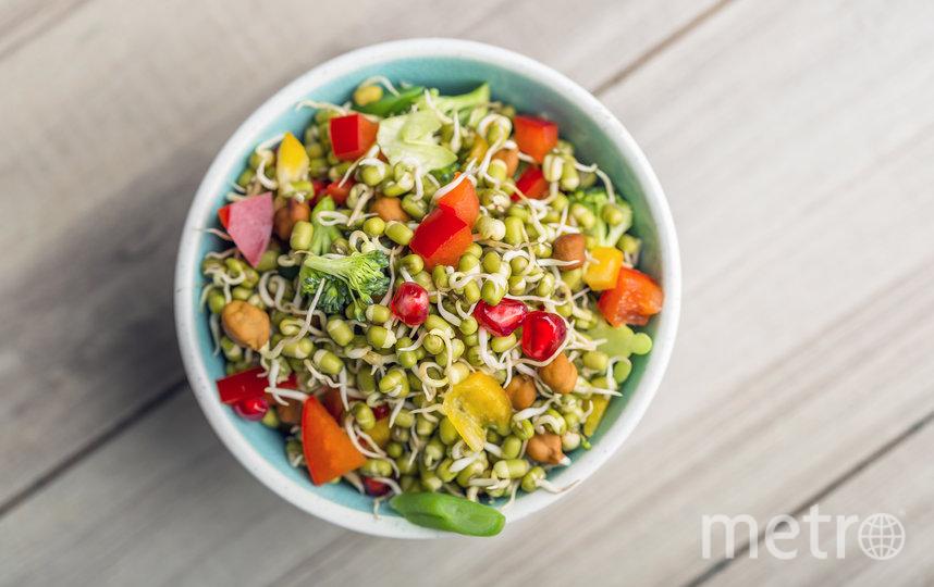 Устойчивая диета - это диета с низким воздействием на окружающую среду. Фото Metro World News.
