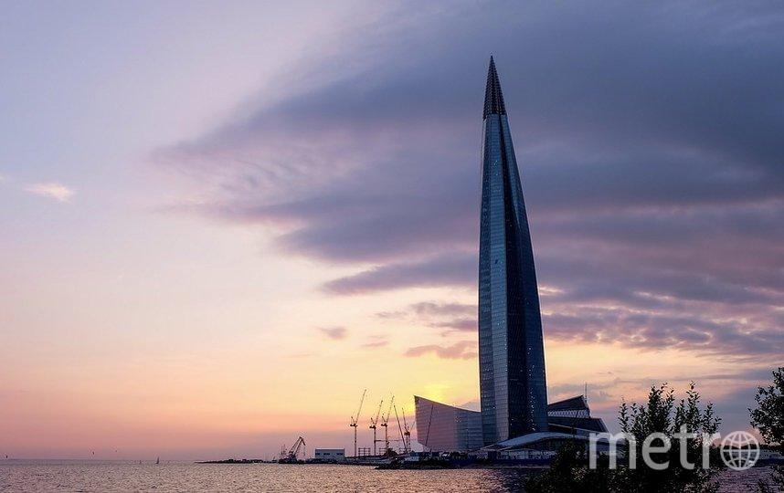 """Штаб-квартира """"Газпрома"""" будет находиться в """"Лахта Центре"""". Фото Pixabay"""