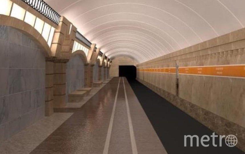 Городская администрация готовит актуальную программу развития подземки до 2045 года. Фото https://vk.com/podzemkavpeterburge.
