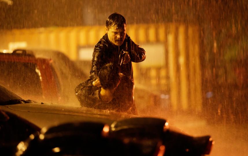 Эмиль Хирш – в роли полицейского, пытающегося поймать серийного маньяка. Фото Cortesia
