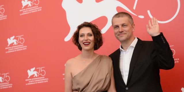 Наталья  Меркулова  и Алексей Чупов.
