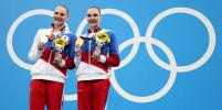 Российские синхронистки Колесниченко и Ромашина принесли золото в копилку сборной в Токио