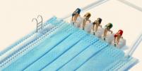 Художник воссоздал Олимпийские игры в Токио с помощью масок