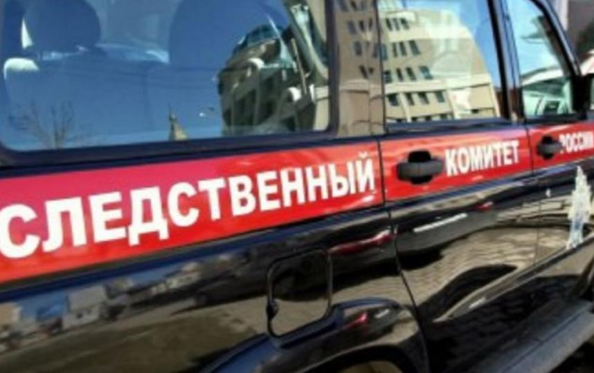 Проводится проверка. Фото spb.sledcom.ru.